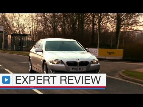 BMW 5 Series saloon expert car review