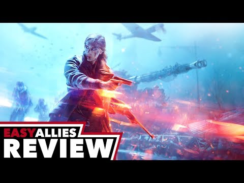 Battlefield V - Easy Allies Review - YouTube video thumbnail