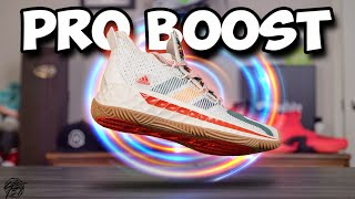 Adidas Pro Boost Low First Impressions! Full Length Lightstrike With DROP IN BOOST!