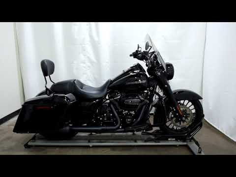 2018 Harley-Davidson Road King® Special in Eden Prairie, Minnesota - Video 1