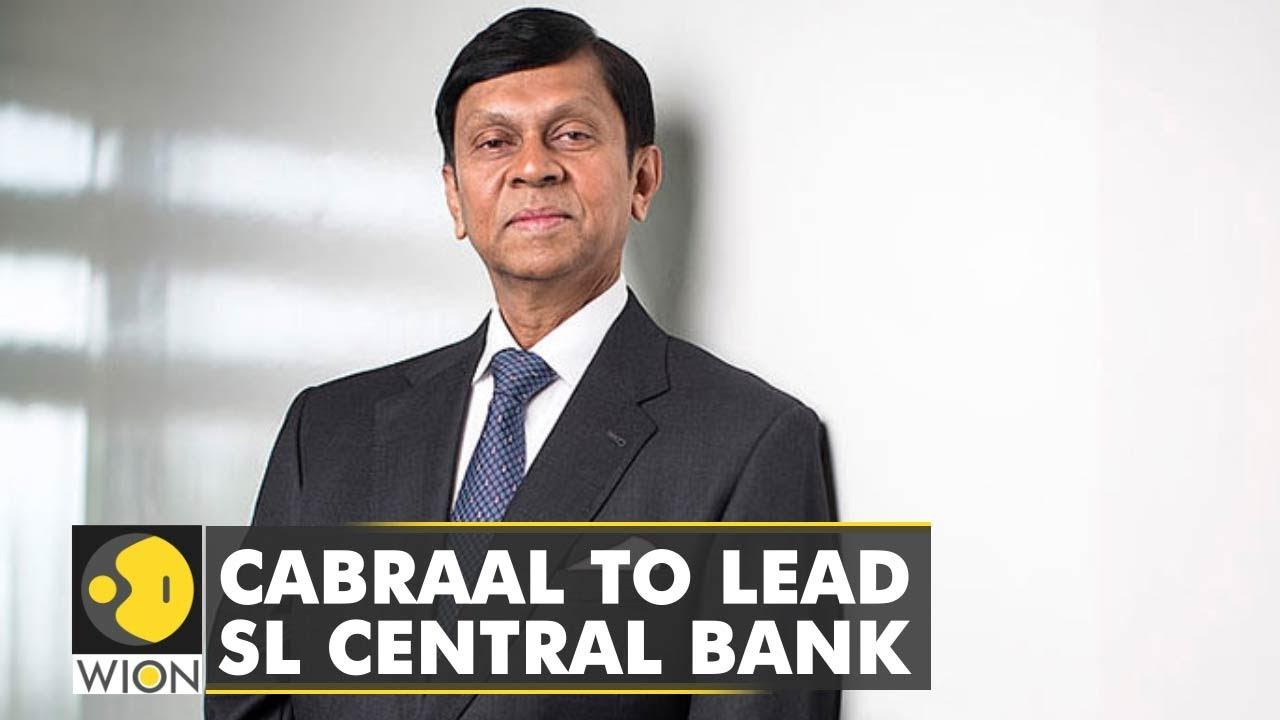 Sri Lanka's previous financing minister set to lead the Sri Lanka reserve bank Most Current English News thumbnail