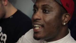 Chiddy | Freestyle off the TOP OF THE DOME (2/2) - [Chiddy Bang]: SBTV