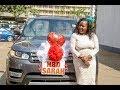 Bonfire Adventures MD Sarah Kabu Range Rover Birthday Surprise