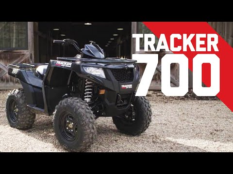 2021 Tracker Off Road 700 EPS in Gaylord, Michigan - Video 1