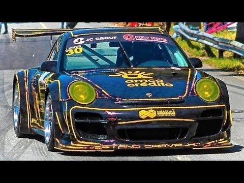 Porsche 911 GT3-R 4.0 Onboard || 500Hp/9.000Rpm Monster - Falperra 2019