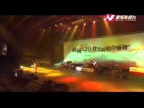 容祖兒 - 綠野仙踪 (首次Live演出)