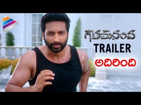 Gautham Nanda Theatrical trailer