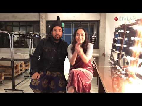 Stail.My X Uniqlo Baju Melayu: Loque & Dahlia