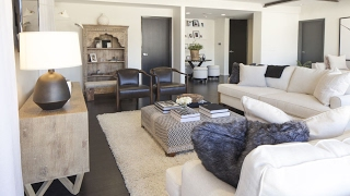 The Zoe Report HQ Transformation With Jeremiah Brent | Living Spaces