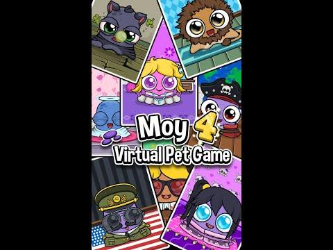 Vídeo do Moy 4 - Virtual Pet Game