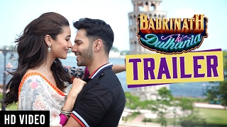 Badrinath Ki Dulhania Official Trailer