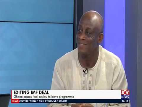 Exiting IMF Bailout - UPfront on JoyNews (21-3-19)