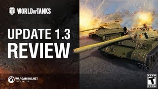 Update 1.3 Review