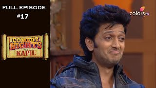 Comedy Nights with Kapil - Aftab, Ritesh and Vivek- 17th August 2013 - Full Episode