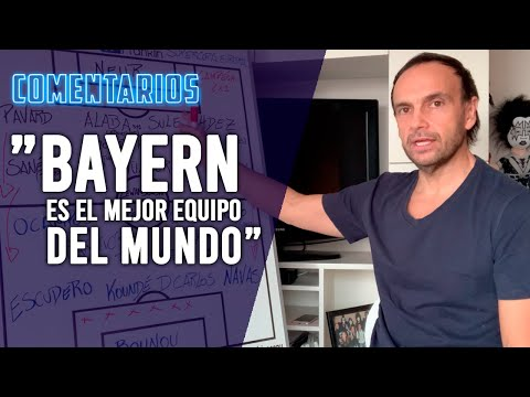 Fútbol Internacional: Bayern Munich campeón de la Supercopa de Europa / Por Rodrigo Sepúlveda #Sepu