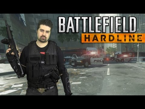 Battlefield Hardline Angry Review video thumbnail