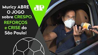 Muricy dá entrevista esclarecedora sobre o São Paulo!