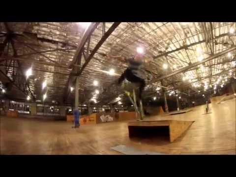 Paris Skateboard Edit!
