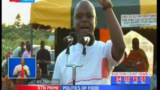 Kilifi Governor Amason Kingi attacks Jubilee government on use of handouts during campaigns