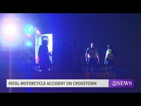 Police investigating fatal motorcycle accident that shutdown Crosstown Expressway