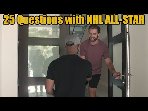 25 Questions with NHL ALL-STAR Aaron Ekblad
