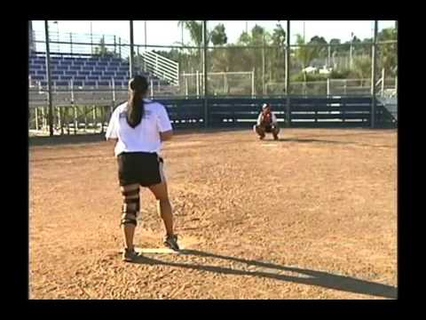 Softball Pitching: The Rise Curve Ball
