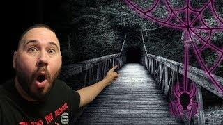 Exploring Spider Bridge At 3AM