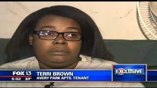 SHOCKING VIDEO MEMPHIS WOMEN OPENS FIRE OUTSIDE OF APARTMENT COMPLET