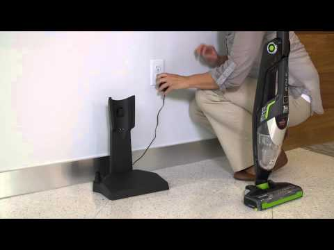 BOLT ION Charging - BISSELL® BOLT® ION 2-in-1 Lightweight Cordless Vacuum 18V