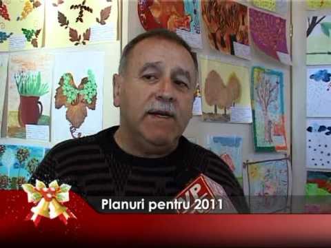 Planuri pentru 2011