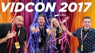 FAST AND CRAZY VIDCON 2017! 😱🎉