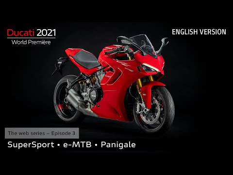 2021 Ducati SuperSport 950 S in Albuquerque, New Mexico - Video 1