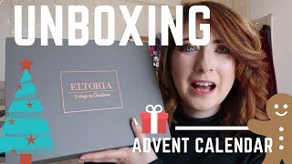 Eltoria Advent calendar 2018 first impressions