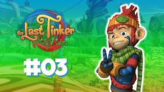 preview picture of video 'The Last Tinker: City of Colors - #3, Biggs!'