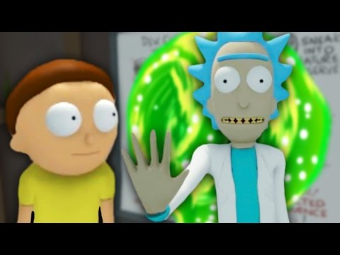 SAVING THE WORLD | Rick And Morty VR #3 (END) (HTC Vive Virtual Reality)