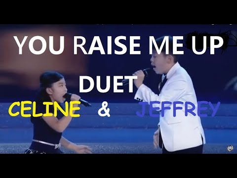 Celine Tam 譚芷昀 Josh Groban You Raise Me Up Duet Jeffrey Li 李成宇 Mp3