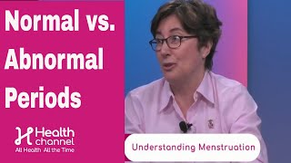 Normal vs. Abnormal Periods