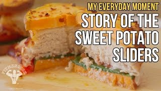 Vlog: Story of FitMenCook Sweet Potato Sliders / Sliders de Batata y Pavo
