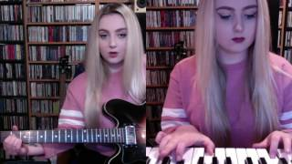 Me Singing 'You Won't See Me' By The Beatles (Cover By Amy Slattery)