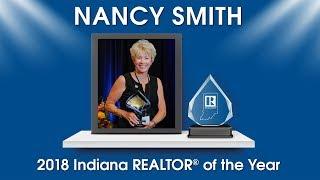 Nancy Smith Named 2018 Indiana Realtor of the Year