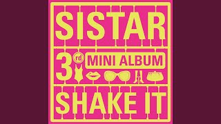 SISTAR - Don't be such a baby