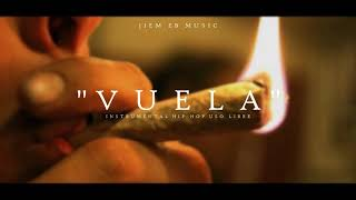"""""""Vuela"""" - Old School beat Smoke Hip Hop Underground [Uso Libre]"""