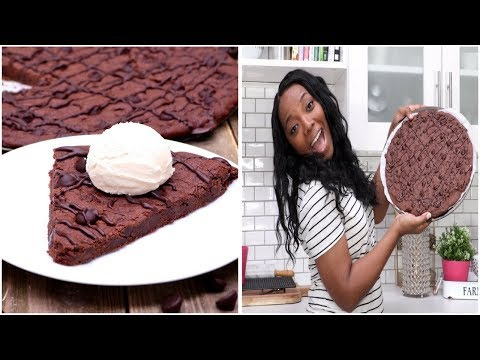 Soft n Chewy Giant Chocolate Cookie