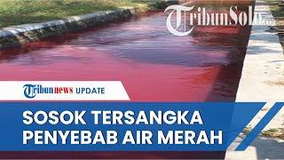 Polisi Berhasil Tetapkan 1 Tersangka Kasus Pencemaran Sungai Jadi Merah di Klaten, Ungkap Sosoknya