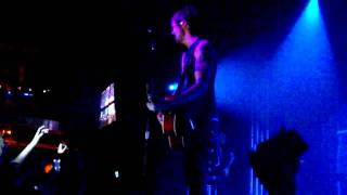 Boys Like Girls POA - The Only Way I Know How To Feel & Thunder