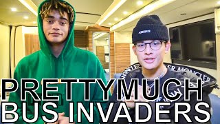 PRETTYMUCH   BUS INVADERS Ep. 1387