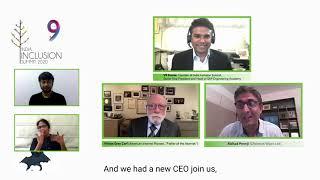 In Conversation | Vint Cerf, Rishad Premji and VR Ferose