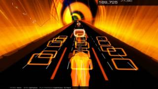Cast It Out by 10 Years an Audiosurf 2 Journey