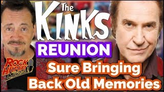 That Kinks Reunion Bringing Back Rock Memories & Ray Davies Says It's Happening