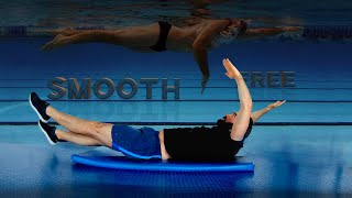 Dryland Exercises For Swimmers: Arrow freestyle swimming technique